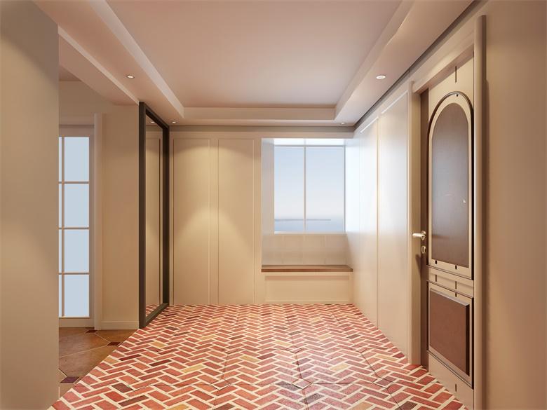 幸福海岸圣莫里斯精装房软装设计